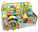 Indoor Playground Happy Castle