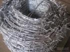 Hot-Galvanized Barbed Wire