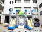 Commercial Inflatable Castle