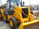 Second Hand Wheel Backhoe Loader JCB 3CX