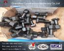 Construction Machinery Excavator Replacement Parts Bolt And Nut