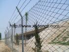 Separate Wire Fence