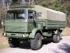 Vrachtwagen Iveco Magirus 110-16 4X4