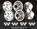 » комплект крышки колеса 55N1 15