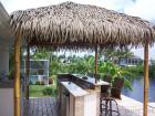 Palm Synthetic Thatch