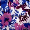 100% Spun Rayon Fabric with Print