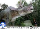 Freizeitpark-Simulations-Dinosaurier-Statue und Animatronic Dinosaurier für Verkauf