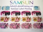 Kundenspezifische Drucken-Aufkleber-Aufkleber, Samsun Aufkleber-Drucken