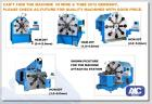 HCM Camless CNC Spring Making Machine