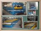 Wave Steel Roll Forming Machine