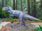 Dinosaur d'Animatronic
