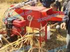 Máquina eléctrica de la trilladora del arroz del trigo del motor, desgranador de la soja del arroz