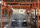 Touchless Roll-Over Car Wash Machine, 20KW Power