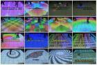 P40Mm LED Interactive Dance Floor