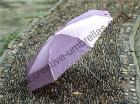 Windproof Manual Five Section Folding Umbrella