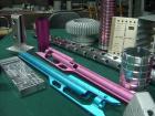 Customized Colorful Anodized Aluminum CNC Milling/Lathe/Stamping/Turning Profiles