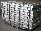 Lingotto di alluminio dell'alleato del rifornimento