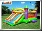 Hot Sale Inflatable Combo Bouncer With Slide