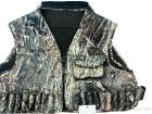 Camouflage Cartridge Vest