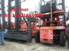 De gebruikte Lege Stapelaar van de Container Kalmar