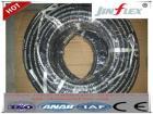 I tubi flessibili di gomma ad alta pressione della Cina Jinflex con metallo intreccia i tubi flessibili idraulici 1/4 di En853 2Sn ''