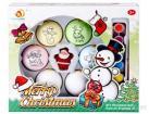 [ديي] تربيّة صورة زيتيّة عيد ميلاد المسيح كرة