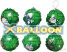 自己の膨脹可能な気球