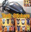 Tank sticker bumper sticker Fuel tank sticker