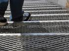 Expanded Metal Grating - Standard Type For Anti-Skid