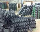 Kohlenstoffstahl-Rohrfitting