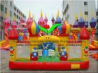 Inflatable Cat Amusement Park 5X3M