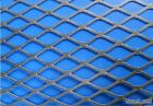 Flatten Expanded Metal Mesh Fence