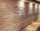 Behandelen van de Muur van het Bouwmateriaal het 3D