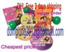 Zumba Fitness Exhilarate 4 Dvd With Toning Stick