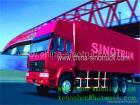 De Vrachtwagen van de Lading van Swz van Sinotruk 6X4