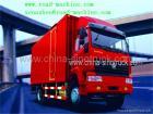 Voor de Vrachtwagen van de Lading van Sinotruk Swz van de Verkoop 4X2