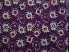 TC 65 35 printed fabric carded fabric