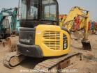 Used Mini Excavator Komatsu PC55MR-2 For Sale
