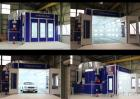 Waterbourne Spray Booth