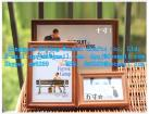 Beautiful And Good Quality Wooden Photo Frame Handicrafts For Gift