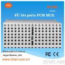 384Voice+ 4FE Fiber MUX