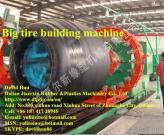 Giant Tyre Making Machine
