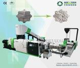 CE Standard Plastic Recycling Machine For Waste Dirty PP/PE/PVC Film