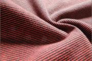 65% Polyester 35% Rayon Yarn Dyed Twill Knitted Fabric Textile