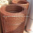 Crimped Wire Mesh-Copper Material