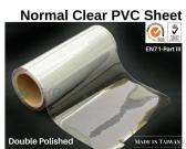Transparent Soft Vinyl Sheet (PVC)