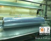 Flexibles Blatt des Vinyl(PVC)