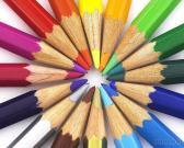 Farben-Bleistift
