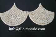 Onyx mosaic fish scale