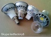 Aluminum Housing 3W/4W/5W/6W/7W COB LED Spotlight LED MR16 GU10 LED Spot Lamp